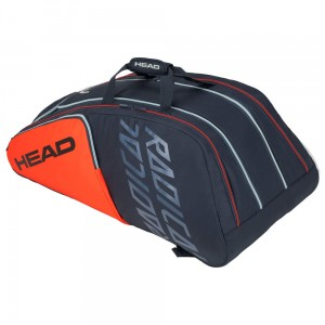 Head Radical 12R Monstercombi - orange/grey