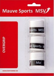 MSV Overgrip Skin perforated (3szt.) - white