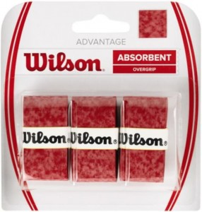 Wilson Advantage (3szt.) - red