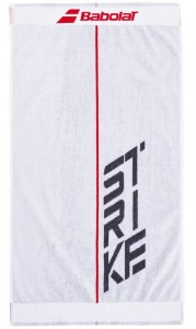 Babolat Medium Towel Strike - white
