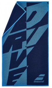 Babolat Medium Towel - drive blue