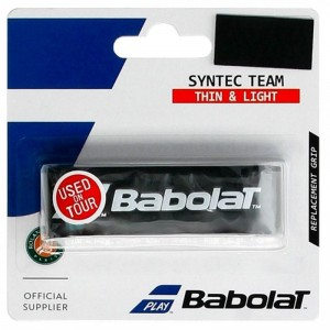 Babolat Syntec Team Feel (1,5mm) - black