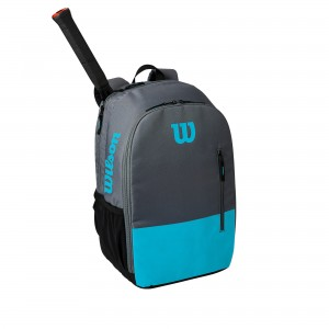 Wilson Team Backpack - blue/grey