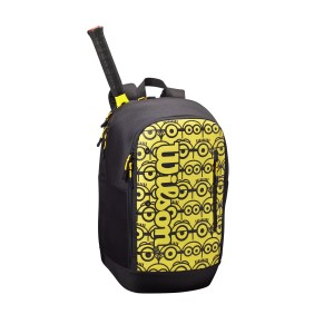 Wilson Minions Tour Backpack - black/yellow