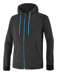 Babolat Exercise Hood Jacket Men - black heather