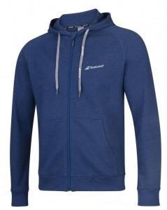 Babolat Exercise Hood Jacket Men - estate blue heather