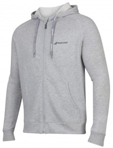Babolat Exercise Hood Jacket Men - high rise heather