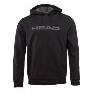 Head Byron Hoody M - black/anthracite