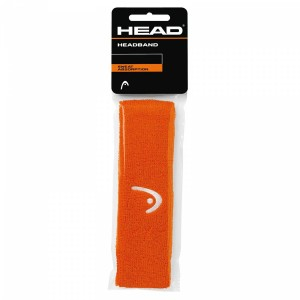 Head frotka na głowę Headband - orange