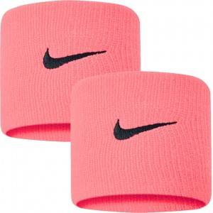 Nike Swoosh Wirstband (2szt.) - light pink