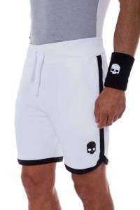 Hydrogen Reflex Tech Shorts M - white/black