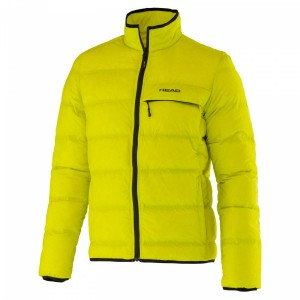 Head Light Insulation Jacket M - lime