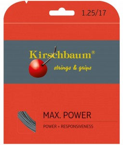 Kirschbaum Max. Power (12m)