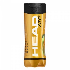 Head ATP Gold - (3 szt.)