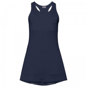 Head Demi Dress G - dark blue
