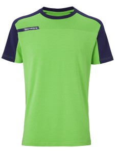 Tecnifibre F1 Stretch T-shirt M - green