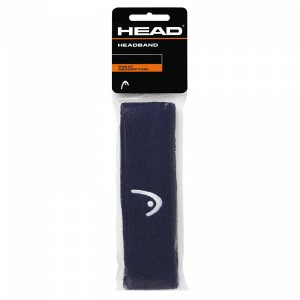 Head frotka na głowę Headband- navy