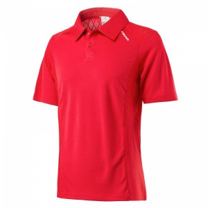 Head Performance Polo M - red