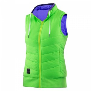 HeadTransitionW T4S Reversable Vest - violet/green