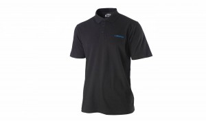 Head Off C M Bjorn Poloshirt - black/blue