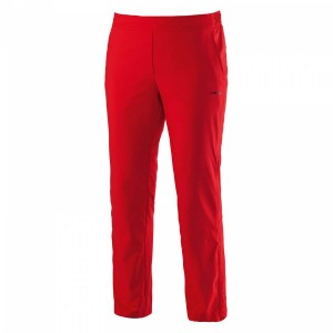 Head Club W Pant - red