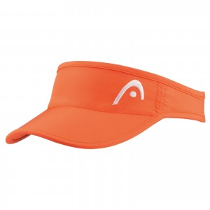 Head Pro Player Women's Visor - coral