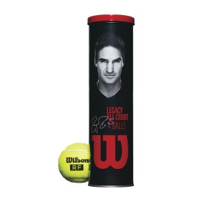 Wilson RF Legacy Ball metal can (4 szt.)