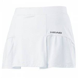 Head Club Basic Skort W - white