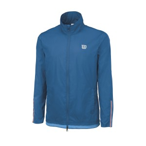 Wilson M star Uv Jacket - deep water