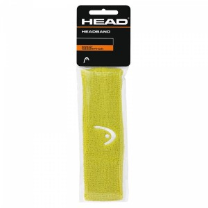 Head frotka na głowę Headband - lime