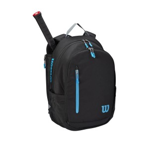 Wilson Ultra Backpack - black/blue/silver