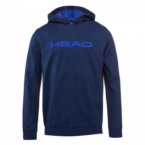 Head Byron Hoody Jr - navy/royal