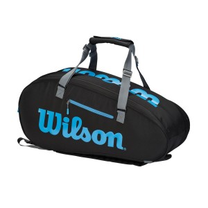Wilson Ultra 9PK - black/blue/silver