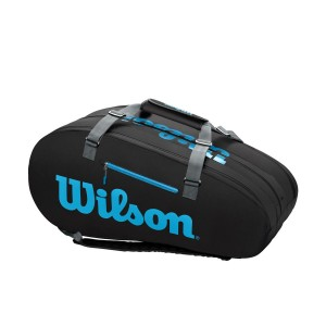Wilson Ultra 15PK - black/blue/silver