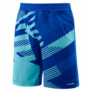 Head Vision B Clay Bermuda Knitted - blue