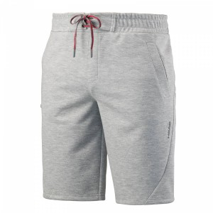 Head Transition Short M - grey melange