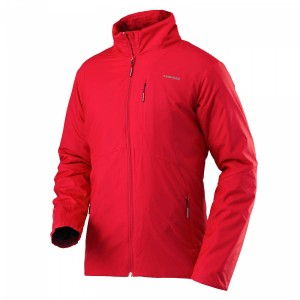 Head Vision Insulated Jacket M - red