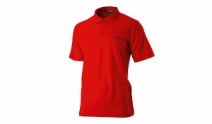 Head Off C M Bjorn Poloshirt - red/blue