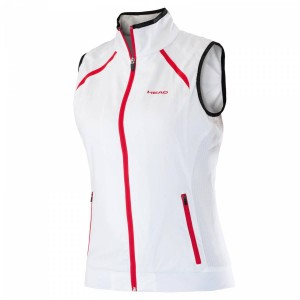 Head Club W Vest - white