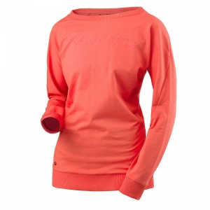 Head Transition Sweat Shirt W - coral