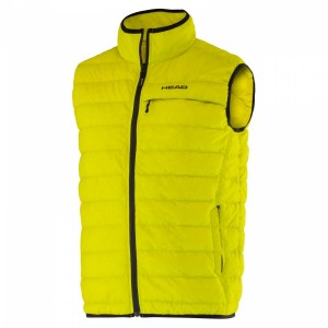 Head Performance M Summer Down Vest - lime