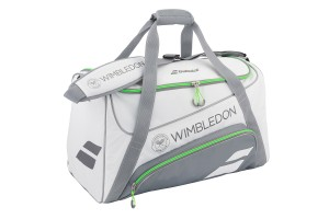 Babolat Sport Bag Wimbledon 2018 - white/green