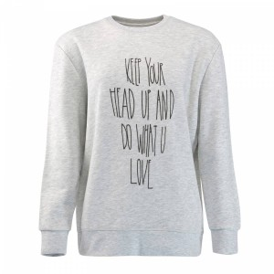Head Aspen Sweat Shirt W - grey melange