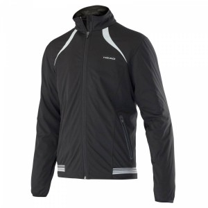 Head Performance Softshell Jacket- black