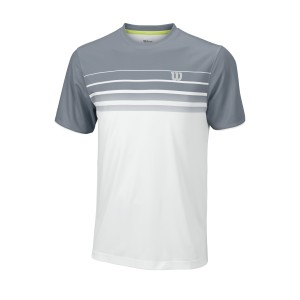 Wilson M SP Striped Crew - trade winds