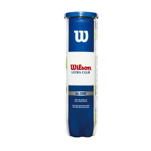 Wilson Ultra Club All Court - 4 szt