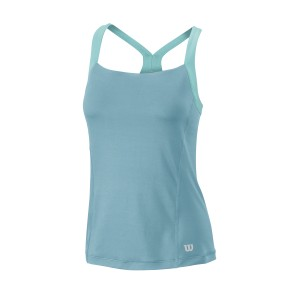 Wilson Summer Strappy Tank - water/aruba