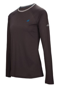 Babolat Core Long Sleeves Tee Women - castlerock