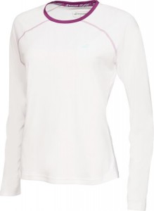 Babolat Long Sleeves Core Women - white