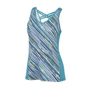 Wilson Classic Fit Tank - tapestry print
